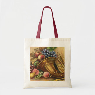 All Thanksgiving Bounty Be Thine Budget Tote Bag