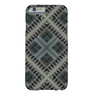 All That Glitters Modern Geometric Pattern Barely There iPhone 6 Case