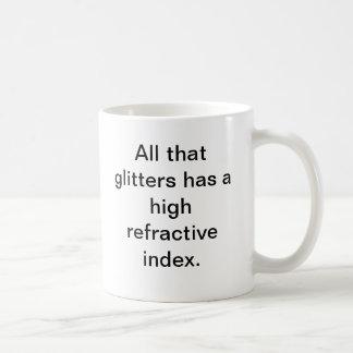 All that glitters mug