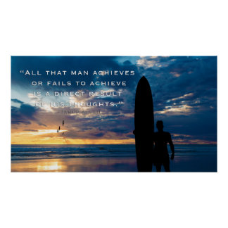 All that man achieves... poster