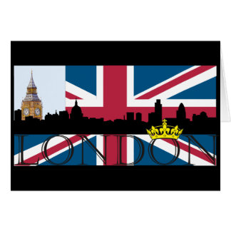 All That s London Greeting Card