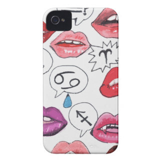 all the sign ladies Case-Mate iPhone 4 case