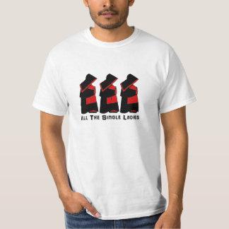 All The Single Ladies Tshirts