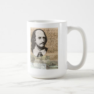 All the World's a Stage Shakespeare & Globe Mug