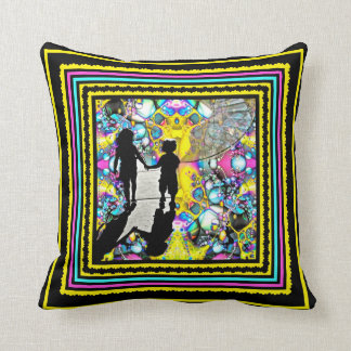 All They Need Is Love Cushion