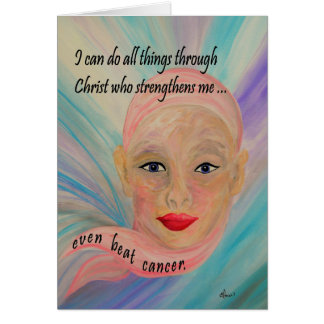 All Things Even Cancer Card