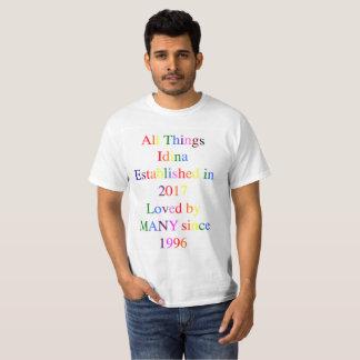 All Things Idina LGBTQ Men T-Shirt