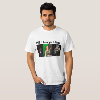 All Things Idina tri pictures T-Shirt