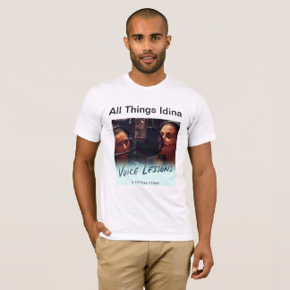 All Things Idina Voice Lessons studio T-Shirt