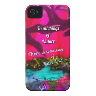 All things of Nature inspire us to dream Case-Mate iPhone 4 Case