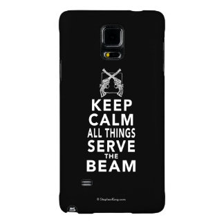 All Things Serve The Beam Galaxy Note 4 Case