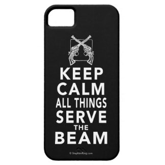 All Things Serve The Beam iPhone 5 Cover