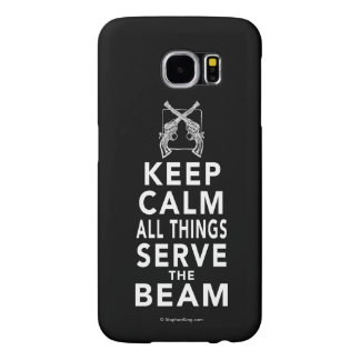 All Things Serve The Beam Samsung Galaxy S6 Cases