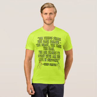 ALL THINGS SHARE THE SAME BREATH T-Shirt