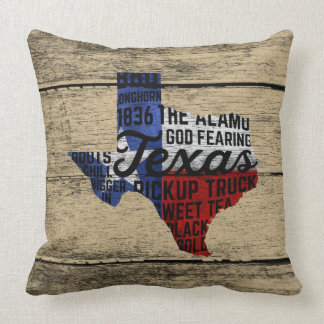 All Things Texas Pillow