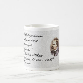 """All things that are truly great are at first... Coffee Mug"
