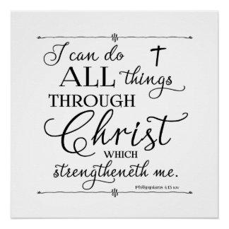 All Things Through Christ - Philippians 4:13