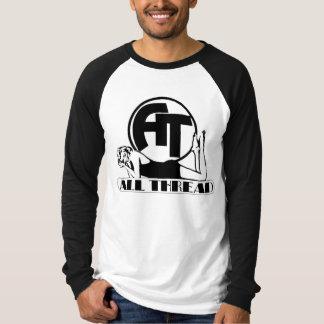 All Thread Vintage Jersey T-Shirt