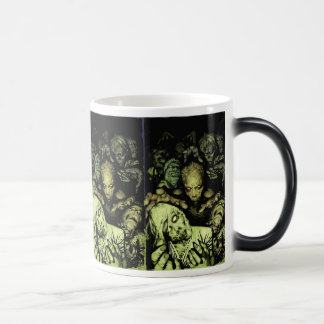 All we want to do is eat your brains magic mug