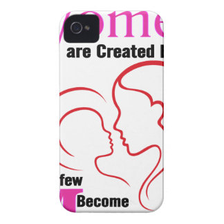 All Women Are Created Equal Then a Few Become Moth Case-Mate iPhone 4 Case