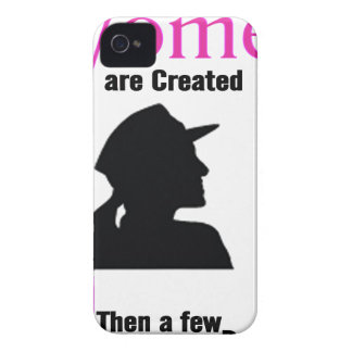 All Women Are Created Equal Then a Few Become Sold iPhone 4 Case-Mate Cases