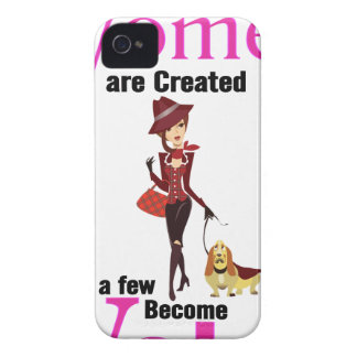 All Women Are Created Equal Then a Few Become Vets iPhone 4 Case