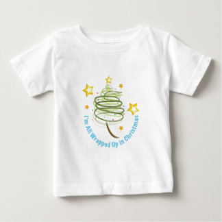 All Wrapped Up Baby T-Shirt