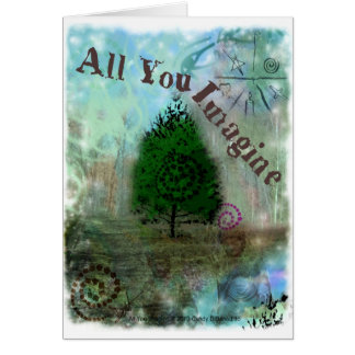 All You Imagine Card