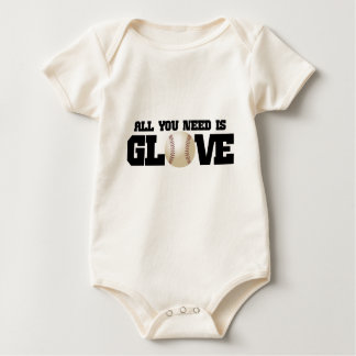 All you need is glove... baby bodysuit
