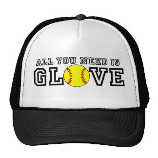 All you Need is Glove! Cap