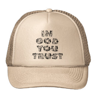 All You WIll Ever Have Is War Mesh Hat