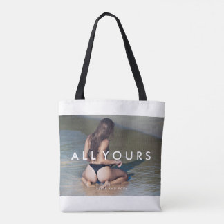 ALL YOURS TOTE BAG