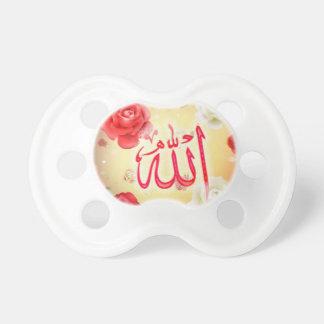 Allah Rose Pacifier