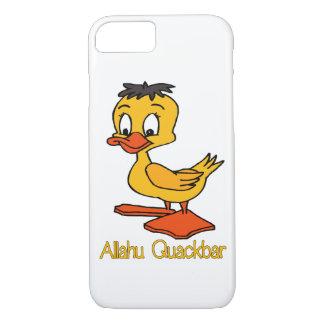 Allahu Quackbar iPhone 7 Case