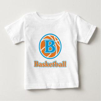 Allaire Orange Basketball Tees