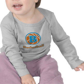 Allaire Orange Basketball T-shirt