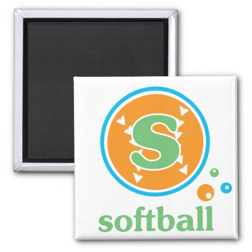 Allaire Softball Magnets