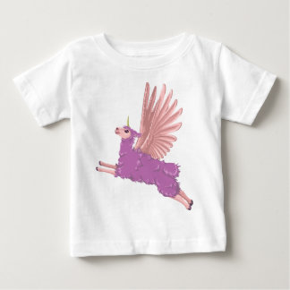 Allamacorn Baby T-Shirt