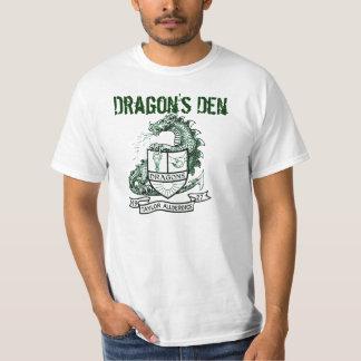 "Allderdice Dragon's Den ""Hawk-D"" T-Shirt"