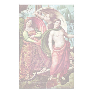 Allegory Detail By Meister Von Alcira (Best Qualit Personalized Stationery