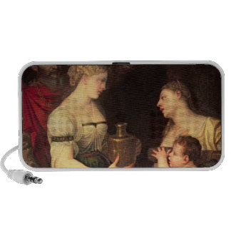 Allegory of Married life Travel Speakers