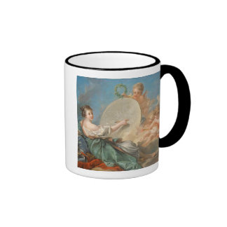 Allegory of Painting, 1765 (oil on canvas) Mugs