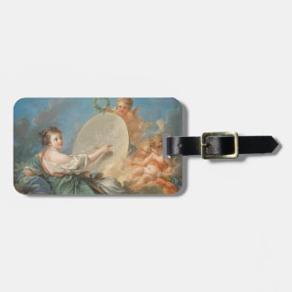Allegory of Painting, 1765 (oil on canvas) Travel Bag Tag