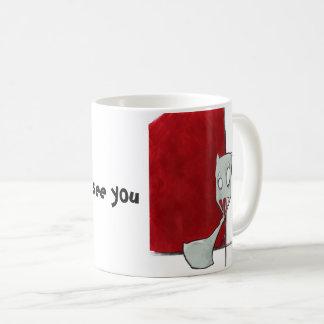 Allegre presenze coffee mug
