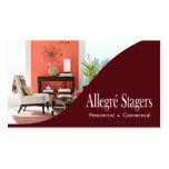 Allegré Stagers Home Staging Interior Design