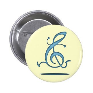 Allegro Clef Buttons
