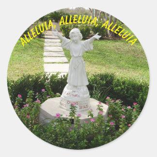 Alleluia sticker