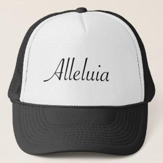 Alleluia Trucker Hat