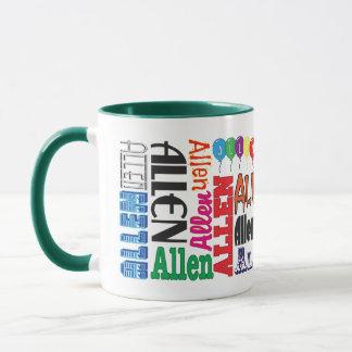 Allen Coffee Mug