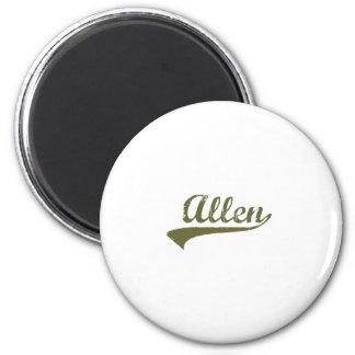 Allen Revolution tee shirts Magnet